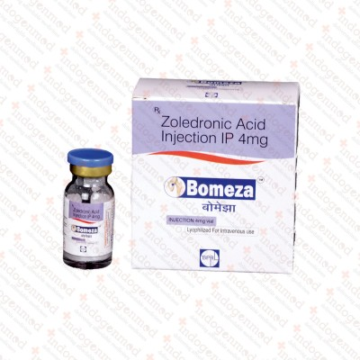 Bomeza Zoledronic Acid 4 mg Injection