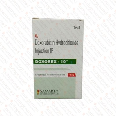 Doxorex 10 MG injection