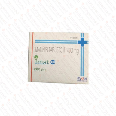 Imat 400 MG tablet