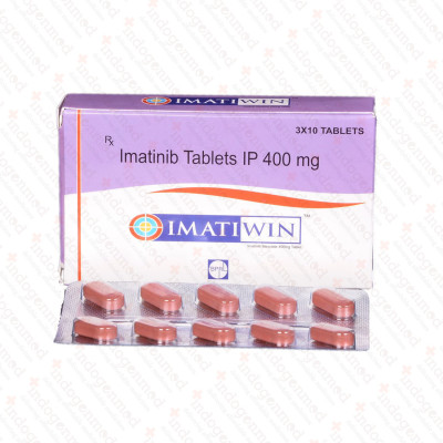 Imatiwin 400 MG tablet