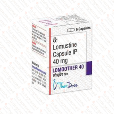 Lomoother 40 MG capsule