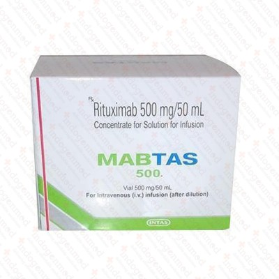 Mabtas 500Mg Injection 50Ml