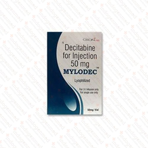 Mylodec 50 MG injection