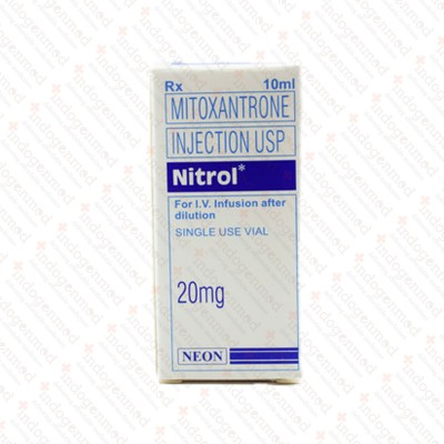 Nitrol 20 MG injection