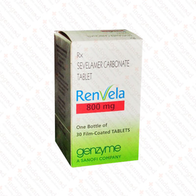 Renvela 800 MG tablets