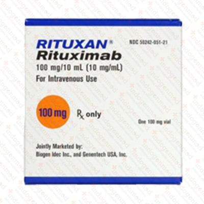 Rituxan Injection 100mg