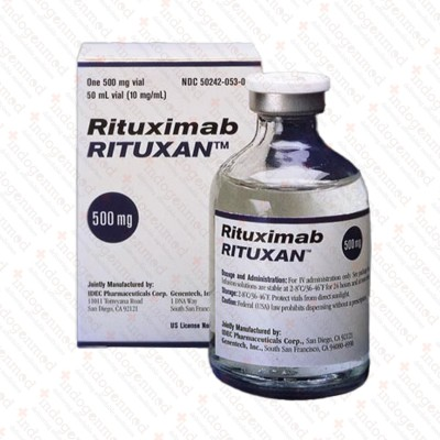 Rituxan injection 500mg