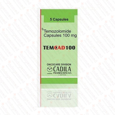 Temcad 100 mg tablets