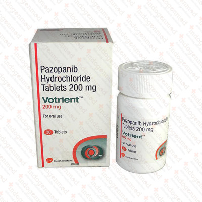 Votrient 200 MG tablets