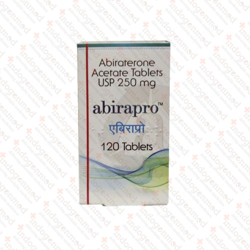 Abirapro 250 mg Tablets