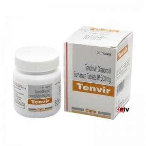 Tenvir Tablet  - 4 Bottle Supply